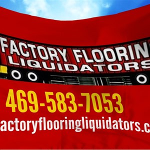Factory Flooring Liquidators Logo