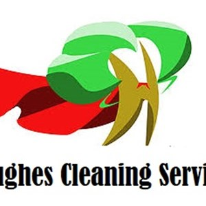 Hughes Cleaning Service Logo