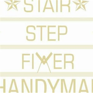stepfixer handyservice rentavations & remodeling. Logo