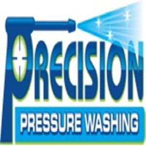Precision Pressure Washing Logo