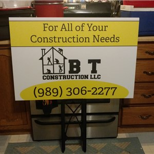 BT construction Logo