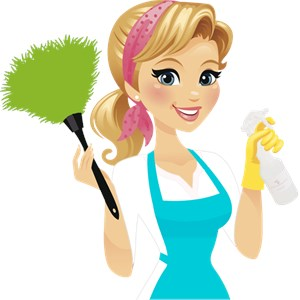 Mrs. Clean Logo