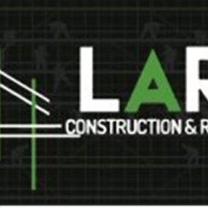 LAR Construction And Remodeling Logo