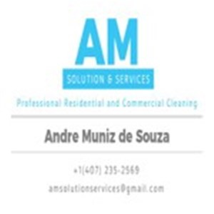 AM Soluctions e Services Logo