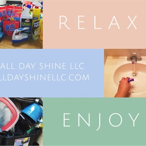 All Day Shine LLC Logo