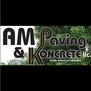 AM Paving & Konkrete LLC Logo