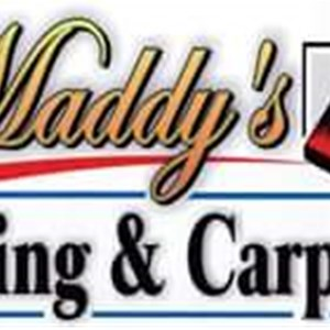 Maddys painting and Carpentry Logo