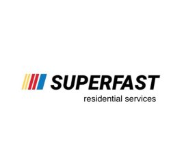 Superfast Residential Electrical and Plumbing Services Logo