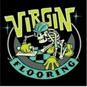 Virgin Flooring  Logo