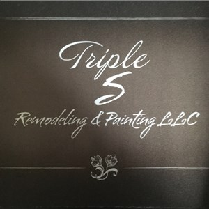 Triple S Remodeling & Painting LLC Logo