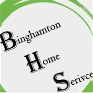 Bing Home Service Logo