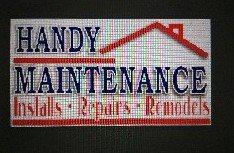 The Best HandyMan in NC Logo
