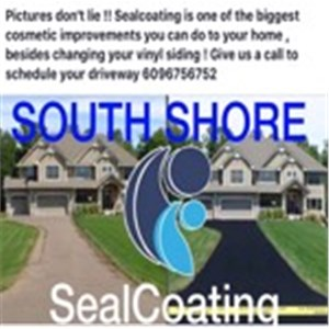 South Shore Sealcoating Logo