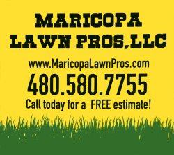 Maricopa Lawn Pros, LLC Logo