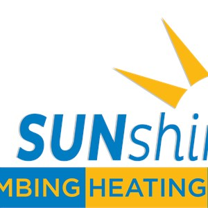 Sunshine Plumbing Heating Air Logo