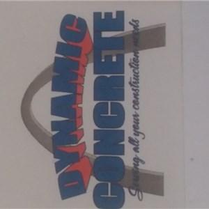 Dynamic Concrete LLC Logo