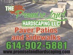 The Promise land Hardscaping llc Logo