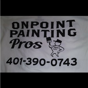 Onpoint Painting Logo