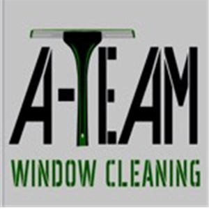 A-Team Window Cleaning  Logo