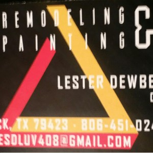 L & J Remodeling And Painting Cover Photo