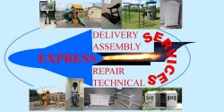 Express Delivery Assembly Repair & Technical Services Logo