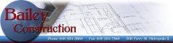 Bailey Construction Logo