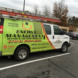 Energy Management Heating & Air Conditioning, Inc. Logo