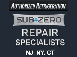 Authorized Refrigeration SUB ZERO Repair Logo