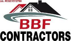Built By Faith Construction Logo