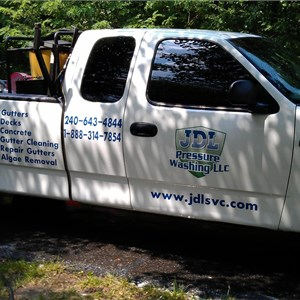 Jdl Pressure Washing, LLC Logo