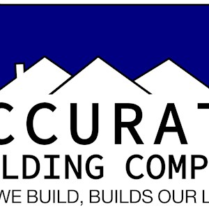 Accurate Building Company Logo