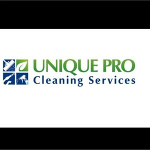 Unique Pro Cleaning Services Logo