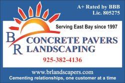 B R Landscapers Logo