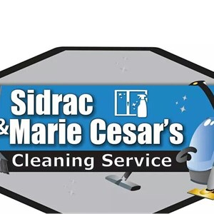 Sidrac & Marie Cesars Cleaning Services Logo