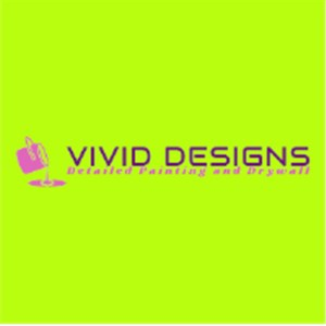 Vivid Designs Detailed Painting and Home Improvements Logo