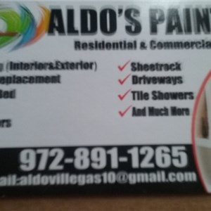 aldos painting Cover Photo