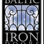 Baltic Iron Doors & Naddours Ornamental Iron Logo
