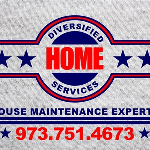 Diversified Painting Logo