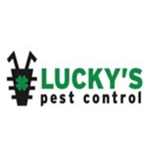 LUCKYS Pest control Logo