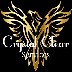 Crystal Clear Services Logo