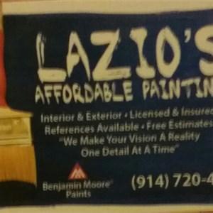 Lazios Painting Logo
