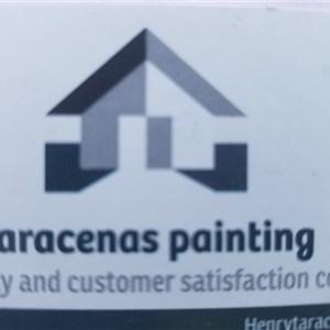Taracenas painting Logo