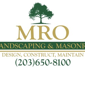 Mro Landscaping Logo