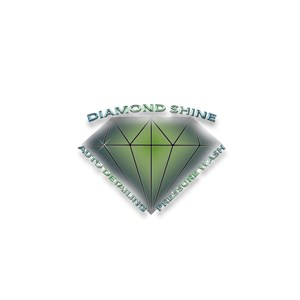 Diamond Shine Pressure Wash Logo