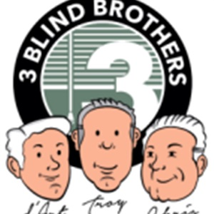 3 Blind Brothers Logo