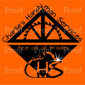 Charlies Handyman Services Logo