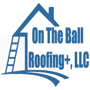 On The Ball Roofing Logo