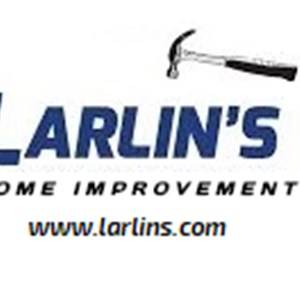 Larlins Home Improvement Logo