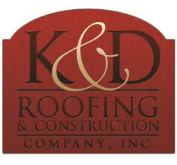 K & D Roofing & Construction Co Logo