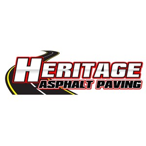 Heritage Asphalt Paving Logo